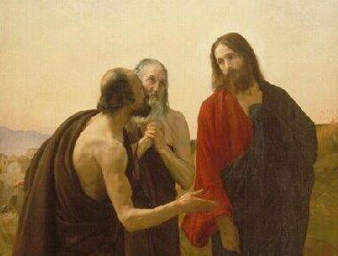 2017-04-30 Walking with Jesus