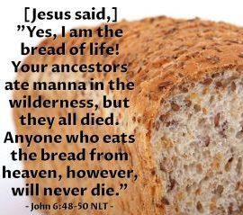 2019-07-07 Bread of Heaven