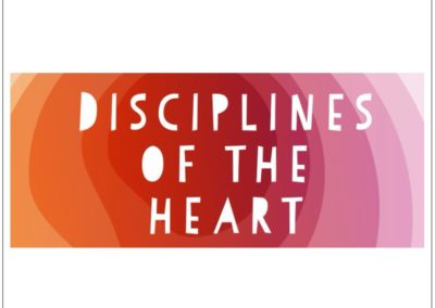 2019-03-17 Disciplines of the Heart–Holy Reading
