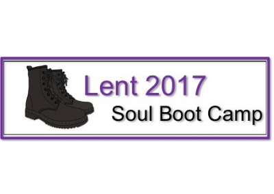 2017-04-09 Soul Boot Camp Celebrate and Wait