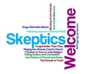 2016-08-28 Skeptics Welcome Freedom of, from, or, with Religion