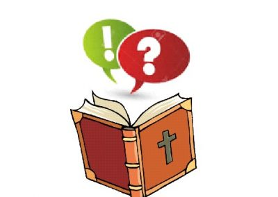 2015-07-12 Finding God in the Bible and Ourselves