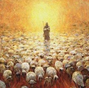 2015-04-26 My God, My Shepherd