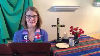 2020-09-06 WRPC Livestream Worship Service and Virtual Communion
