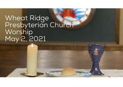 2021-05-02 WRPC Worship Service