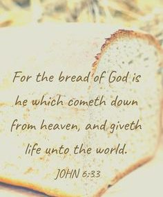2021-8-8 Were Called to Receive the Bread of Eternal Life
